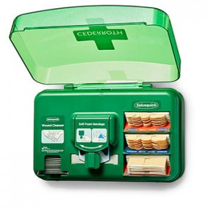 Dozownik Cederroth Wound Care Dispenser